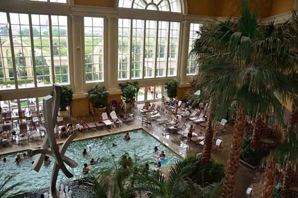 Atlantic City Borgata pool