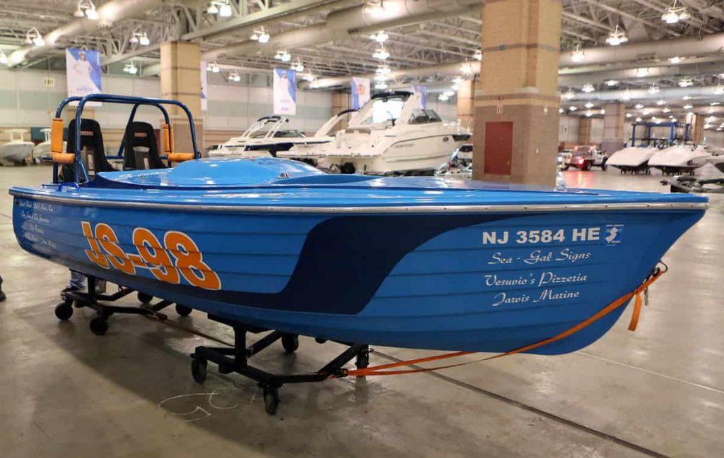 Atlantic City boat show 2018